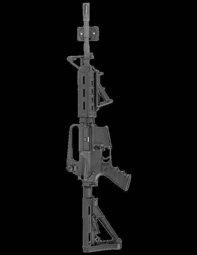 Magna-Arm Rifle Mount - AR-15 - Gun Magnet