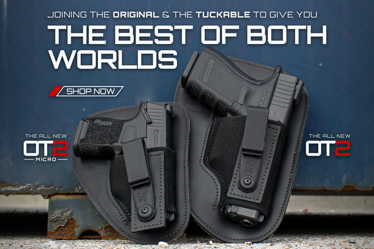 All New OT2 & OT2 Micro Holsters