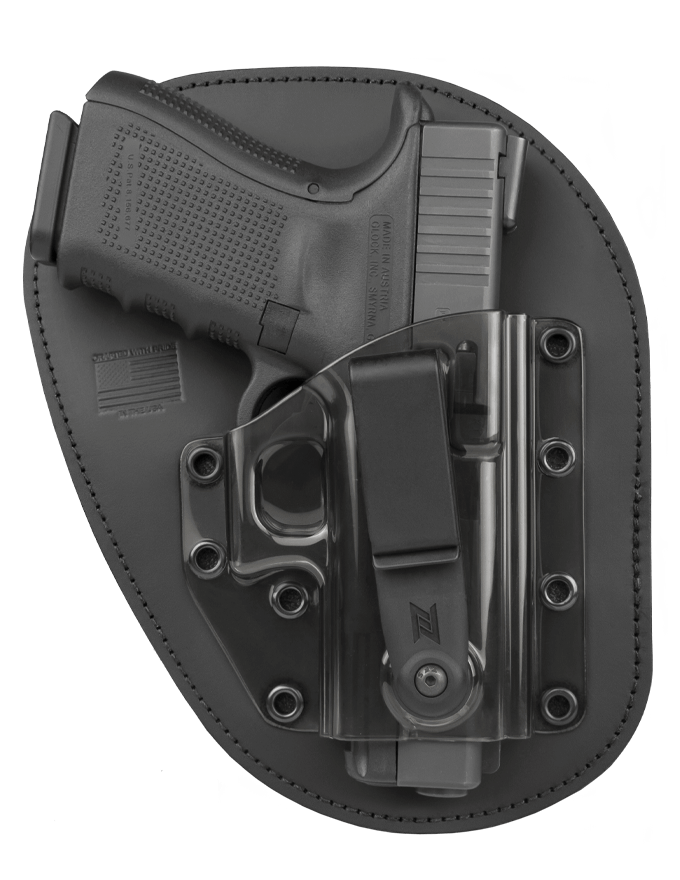 Professional IWB Holster with Glock 19