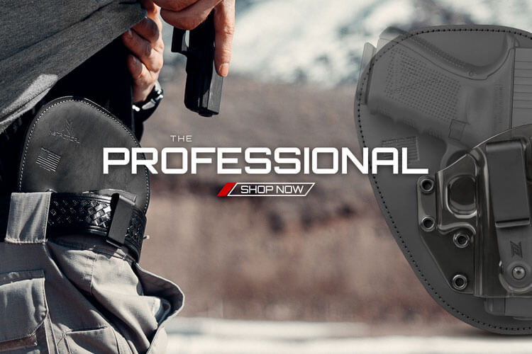 The N82 Tactical Professional IWB Holster