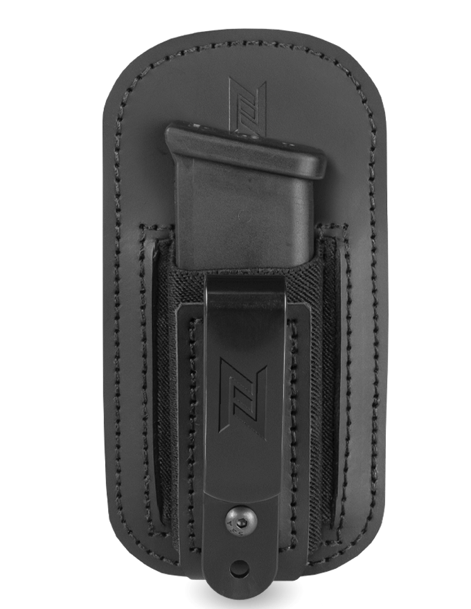 FLEX IWB Tactical Mag Carrier With Mag - N8 Tactical Mag Carrier With Comfortable Breathable Backer