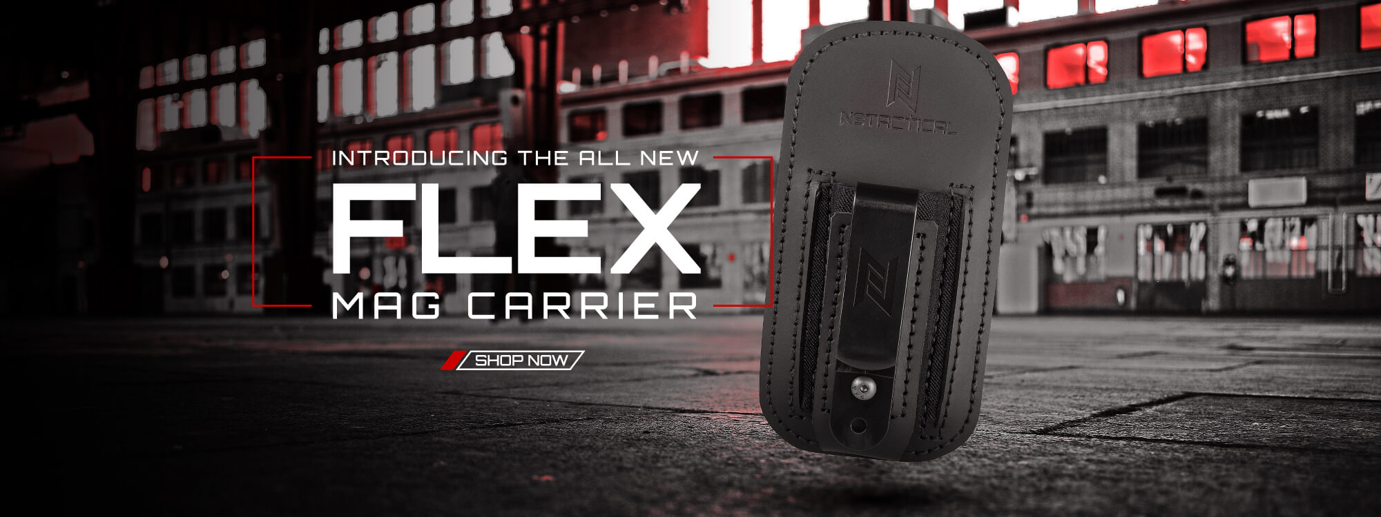 Introducing The All New FLEX Mag Carrier