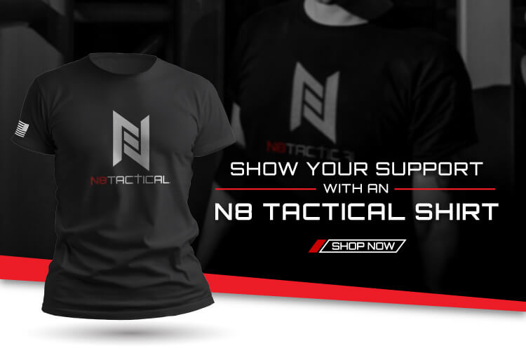 Show Your Support with an N8 Tactical Shirt