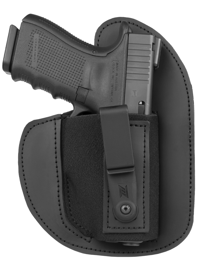 Glock 17 With Laser - OT2 IWB Holster