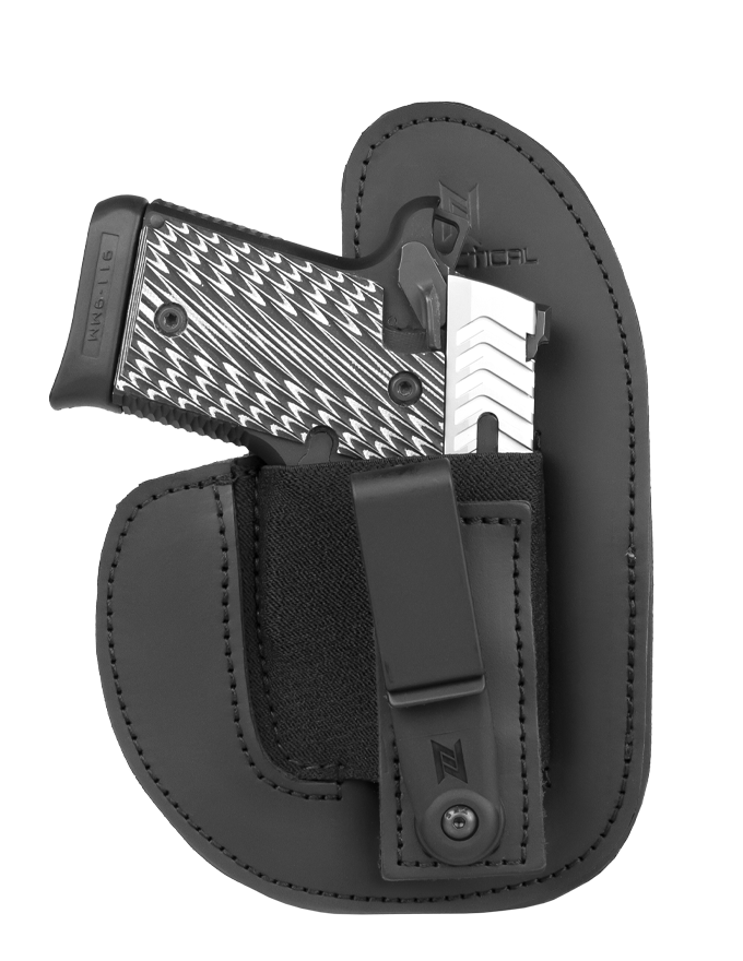Springfield 911 9mm - OT2 Micro IWB Holster For Laser Mounted Firearm