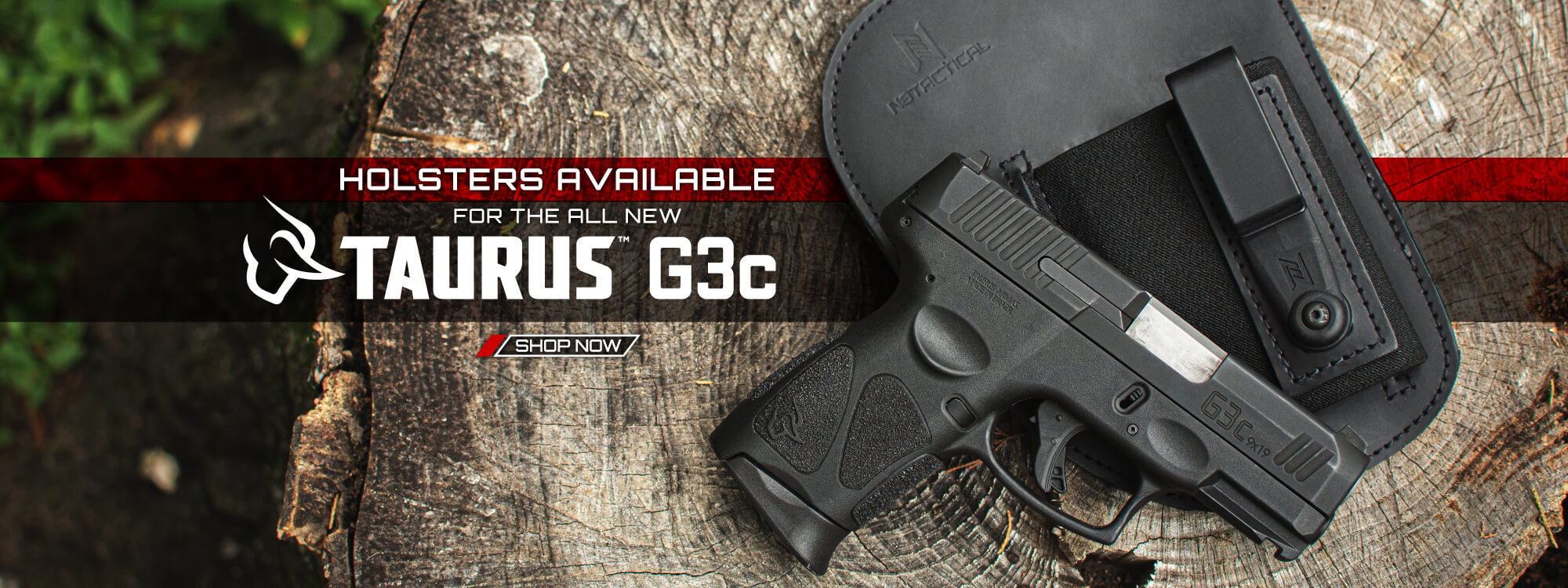 Holsters Available for the All New Taurus G3c