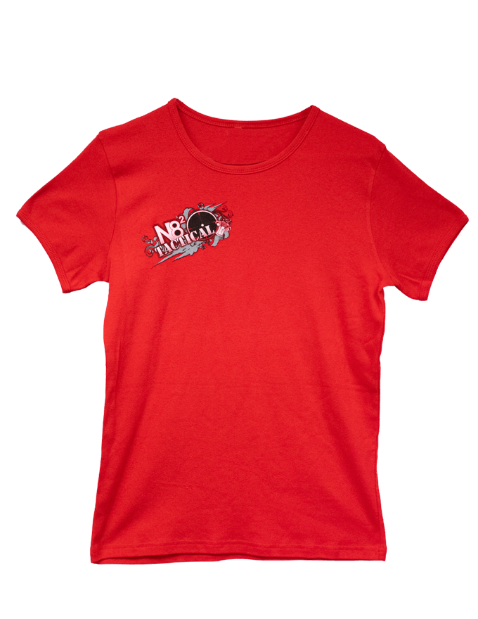N82 Red Tee Front
