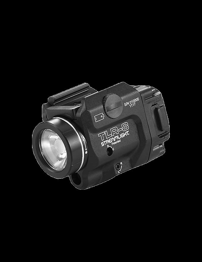 Streamlight TLR-8 Weaponlight - Black