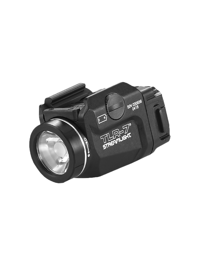 Streamlight TLR-7 Weaponlight - Black