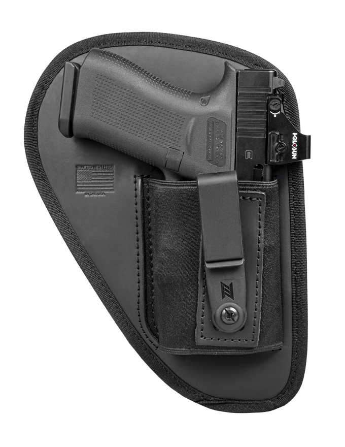 OT2 G2 Holster with G43x + Optic